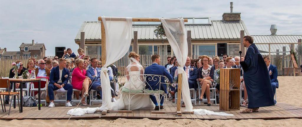 Surf en Beach trouwbeurs | Bruidshoek