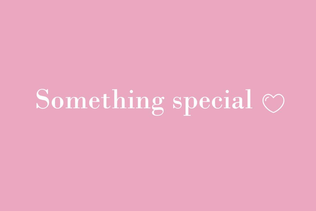 De verhalen van Bruidsstyliste Kimberly: Something special