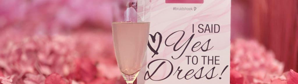 Say yes to the dress bij de Bruidshoek